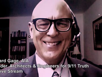 Richard Gage, AIA - WTC 1, 2 and 7 Evidence Summary and Release of University of Alaska WTC7 Hulsey Report